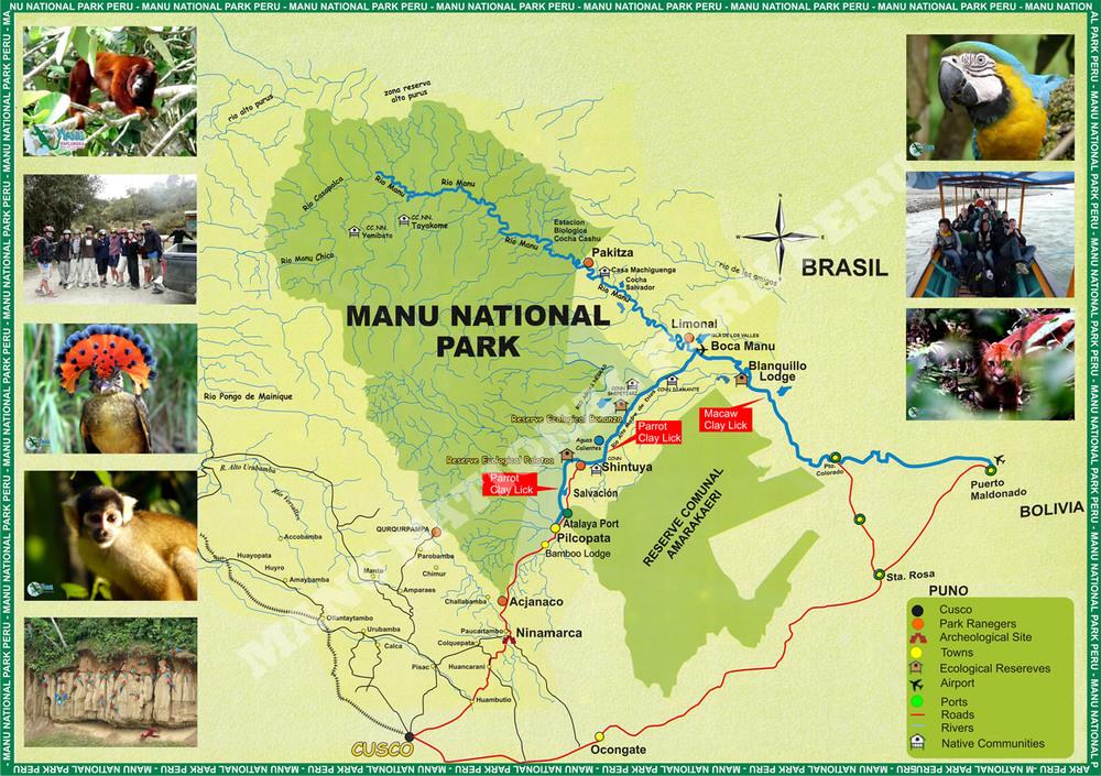 Manu+National+Park+in+Peru