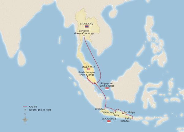 BANGKOK, BALI & BEYOND